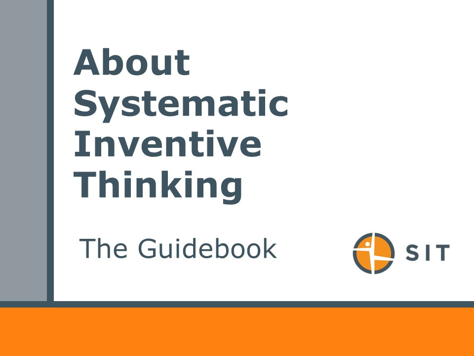 systematic inventive thinking guidebook