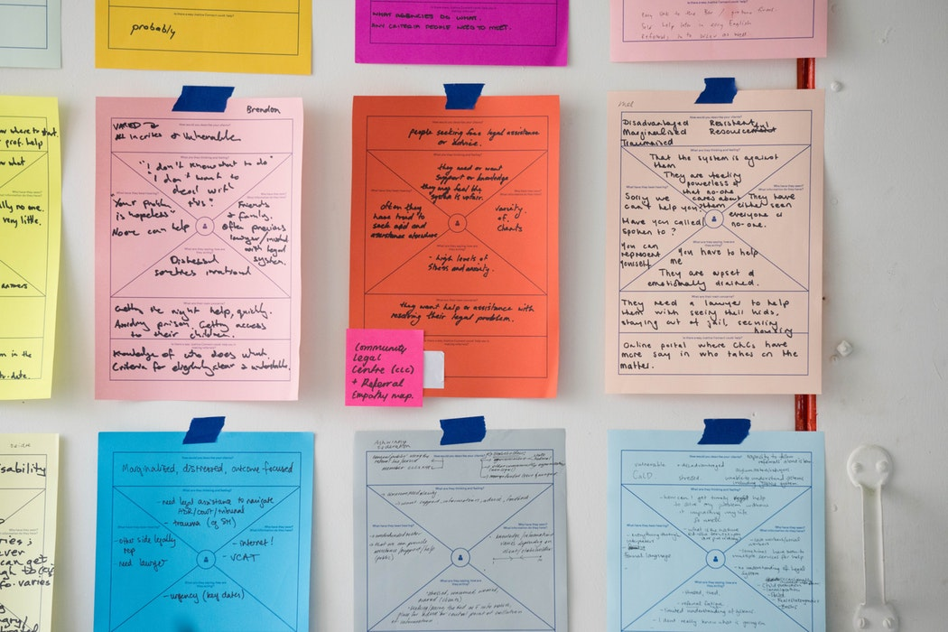 Design Thinking Innovation methodology