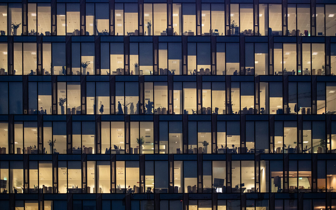 How the busiest people in the world (don't) innovate?